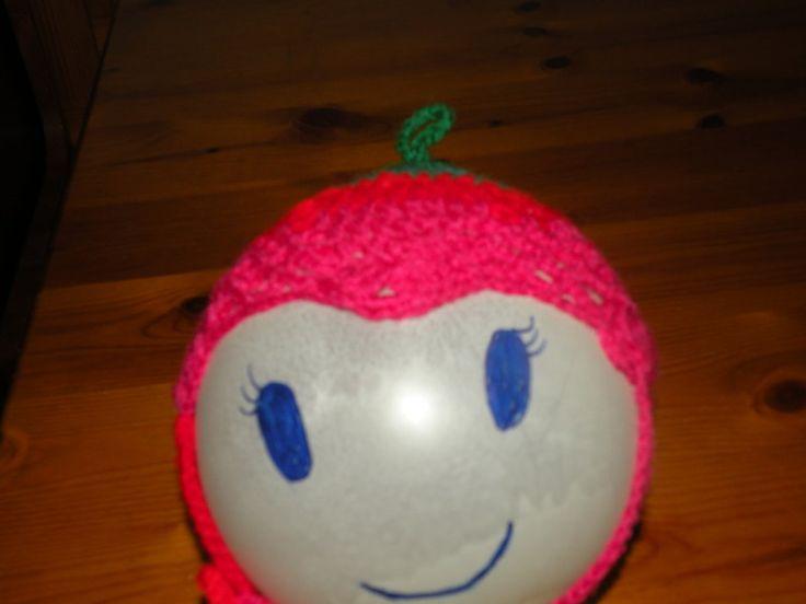 cappello fiore bambina di bandullera su DaWanda.com