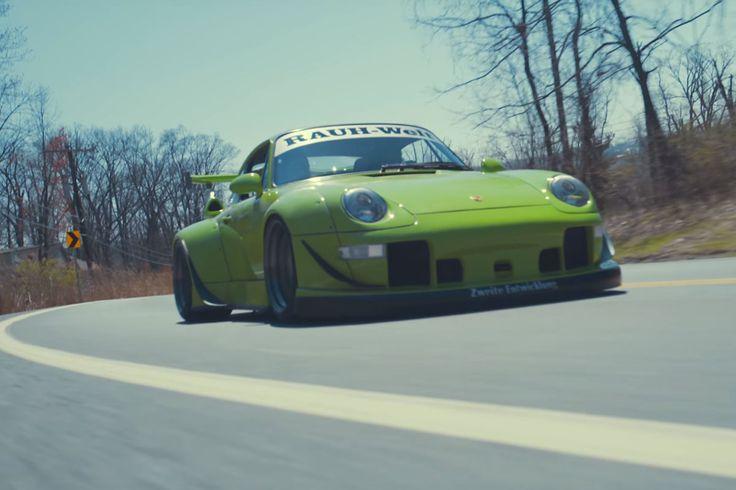 Watch Akira Nakai Build a RWB Porsche 911 in Philly