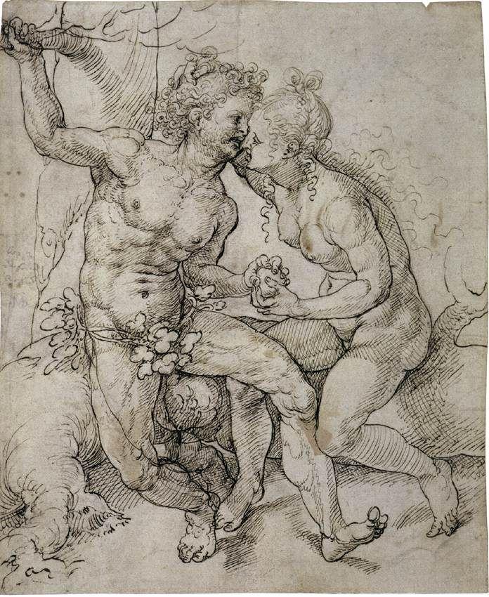 Αδάμ και Εύα (1520-25)