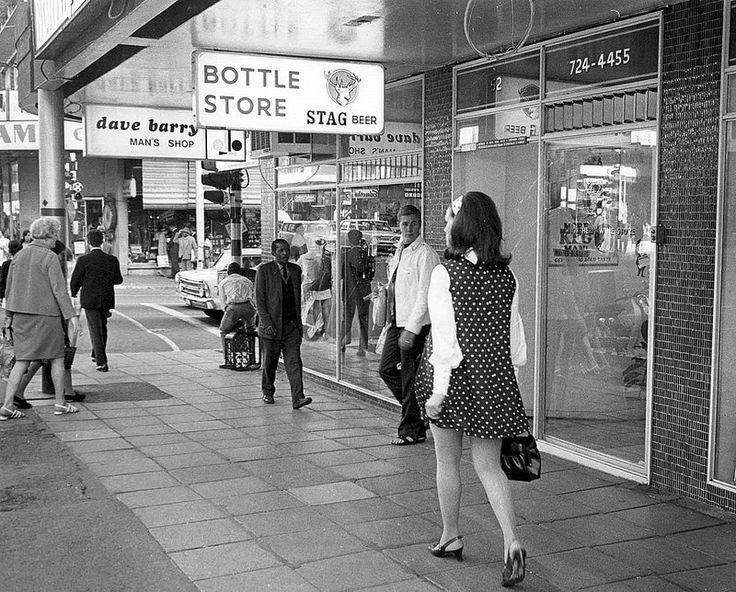Johannesburg, 1973