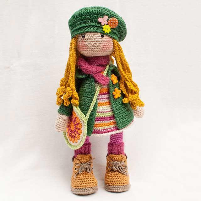 Doll IDA amigurumi