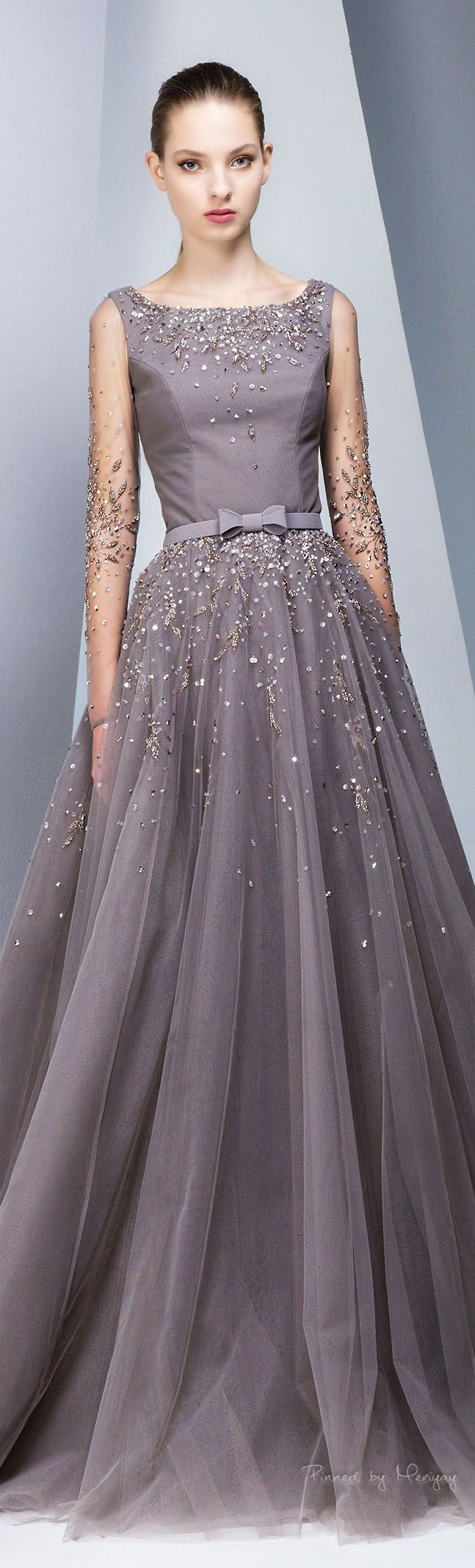 Georges Hobeika Fall-winter 2015.