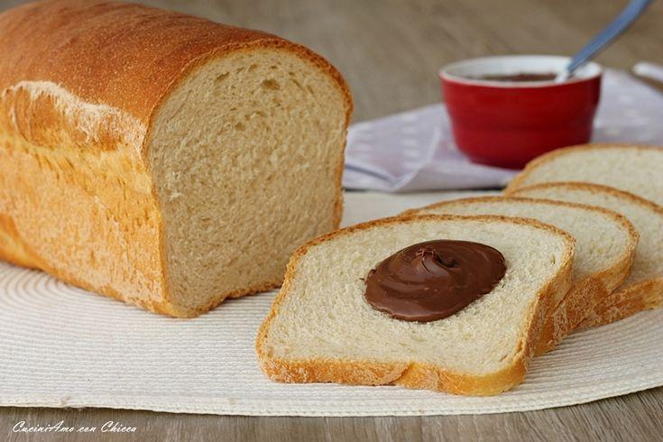 Pan carré con lievito madre  CuciniAmo con Chicca