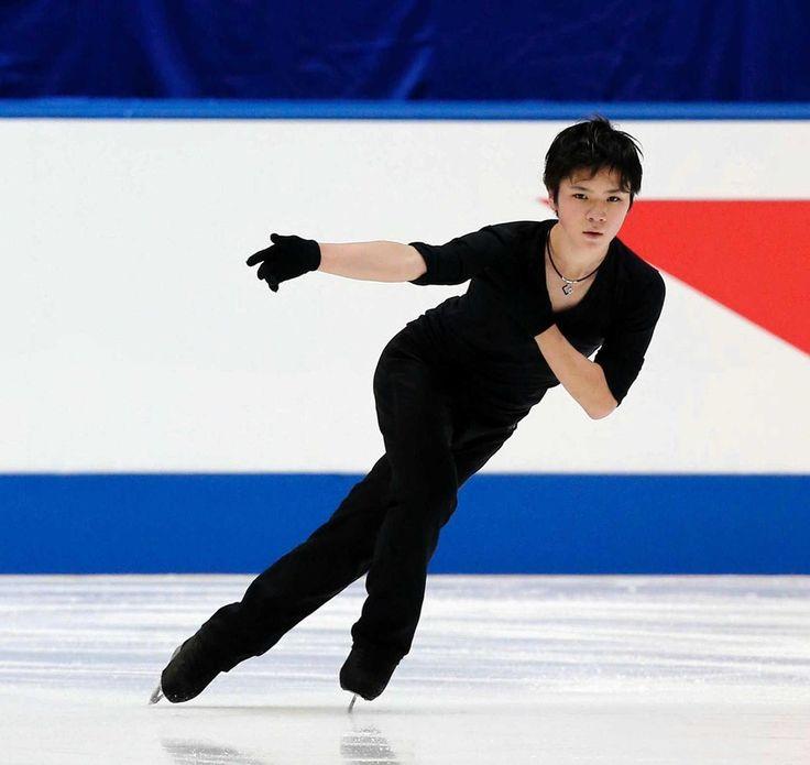 Shoma Uno(JAPAN) : Japan Figure Skating Championships2015-2016