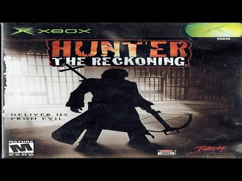 Hunter: the Reckoning Xbox Gameplay (Interplay Entertainment 2003) (HD) - YouTube