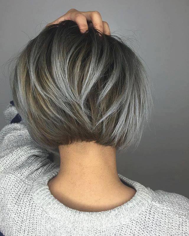 Entdecken Sie 80 Verschiedene Moglichkeiten Um Ihren Frisuren Highlights Zu Verleihen Was Wird Ihr Lieblingsstil Sein Neueste Frisuren Bob Frisuren Fri Frisuren 2018 Haarschnitt Haarschnitt Kurz