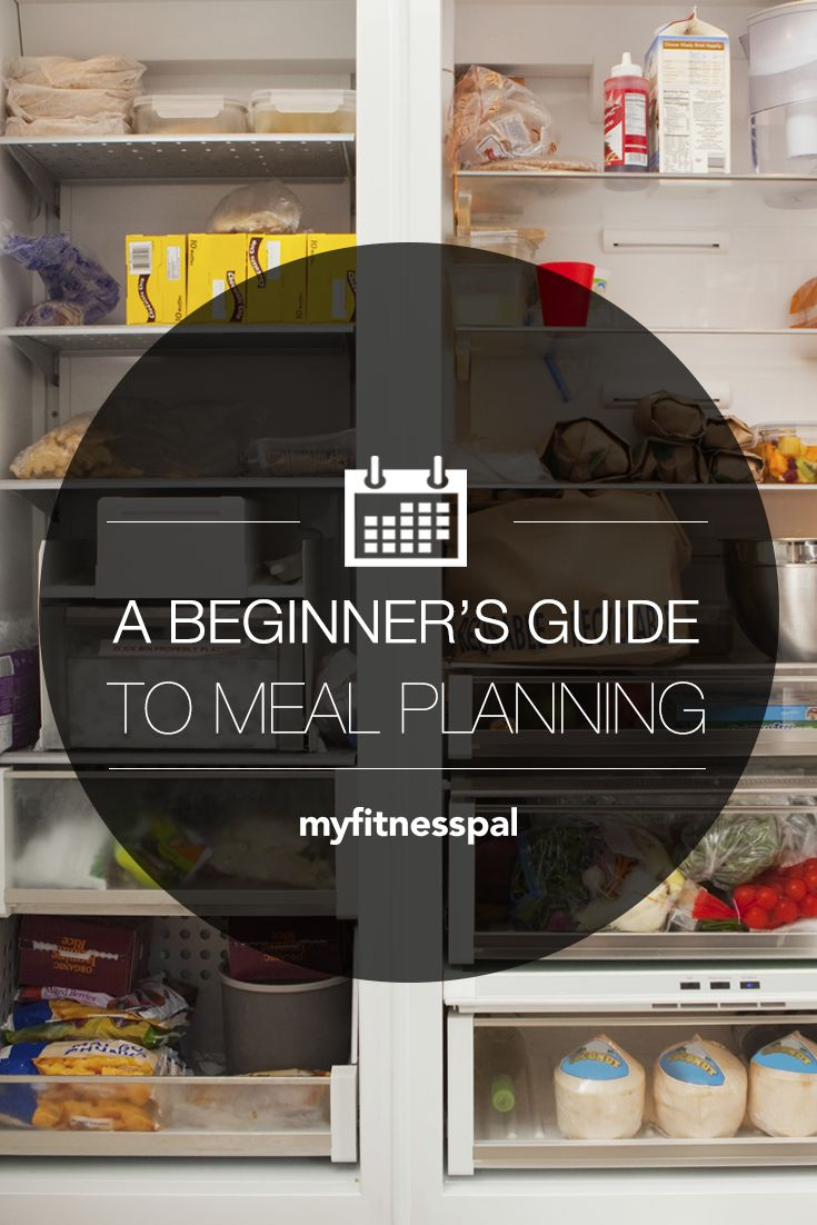 When it comes to eating well, meal planning is one of the easiest things you can do to set yourself up for success. Here's a great beginner's guide from @myfitnesspal.