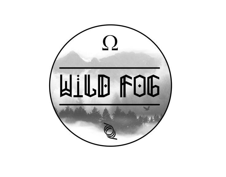 Wild Fog/logo for vape public/Biryukova_art