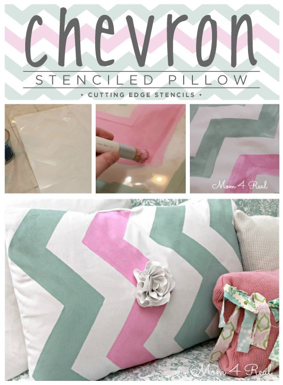 Let's Get Crafty with Stencils!