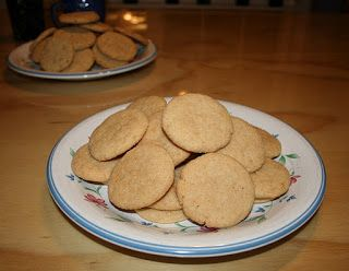 dragonfly in the kitchen: Chai Spice Sugar Cookies