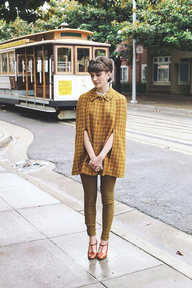 Finch & Fawn | Retro Fashion to Wear Today  Very San Fran!