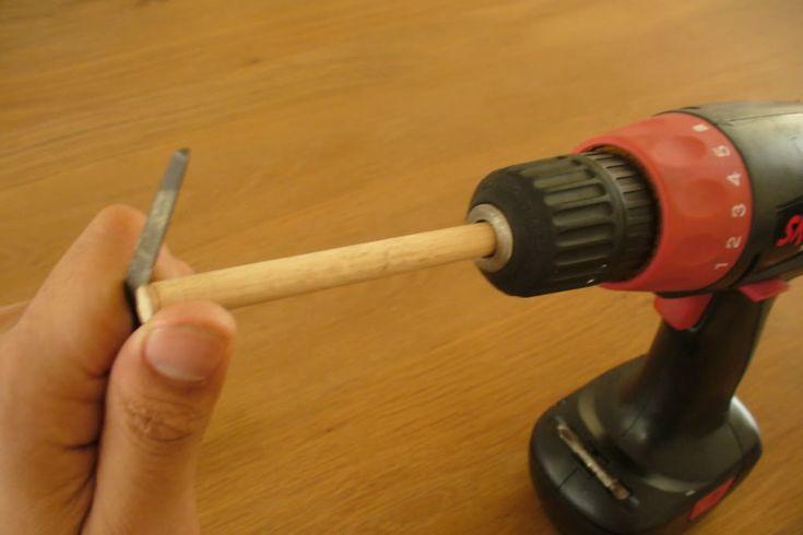 Homemade Fire Piston
