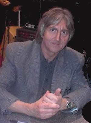 The one-and-only guitarist & master musician Allan Holdsworth..