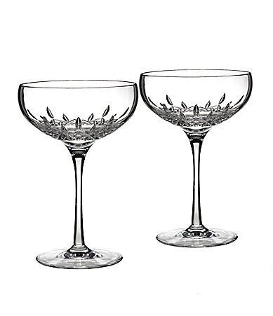 Waterford Crystal Lismore 60th Anniversary Collection