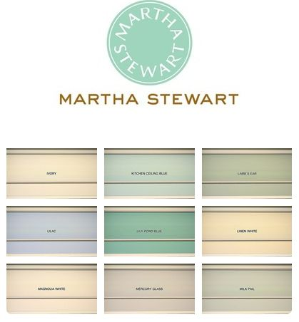 1000 images about martha stewart on pinterest paint for Martha stewart glass paint colors