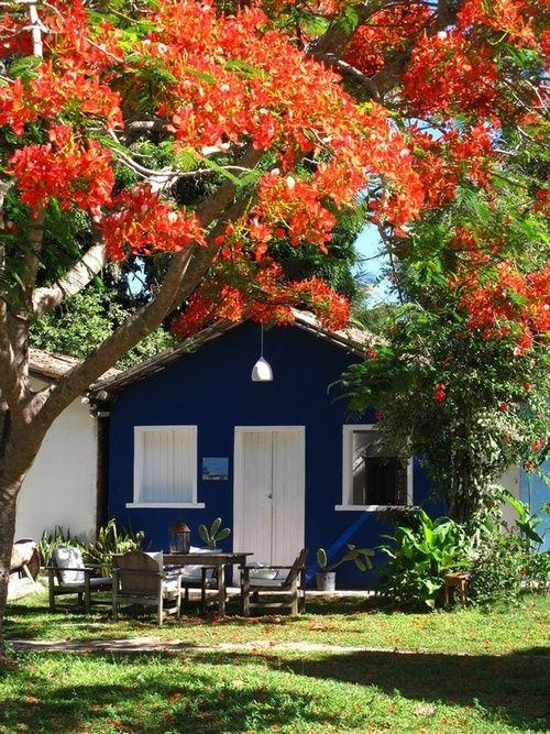 Trancoso, Bahia, Brasil - (via pinterest)