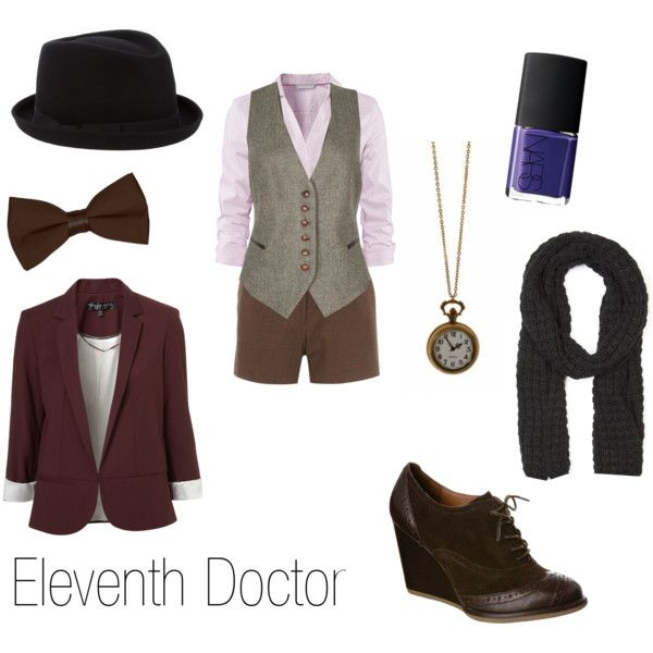 "✨ ""Eleventh Doctor"" by ja-vy on Polyvore"