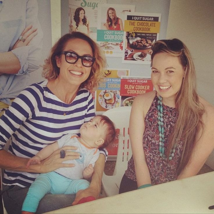 Every time I get to meet an IQS baby. OK, this totally gets me teared up. The number of times I've held a baby and cried in public…  Not a week goes by without another email or random approach from a happy sugar-free new Mum wanting to share how they were finally able to conceive after doing the Program. They usually come with the result for me to hold. Which just makes my day, my year, my life. I met this little one on one of my tours talking about quitting sugar. His Mum (sorry, I can't…