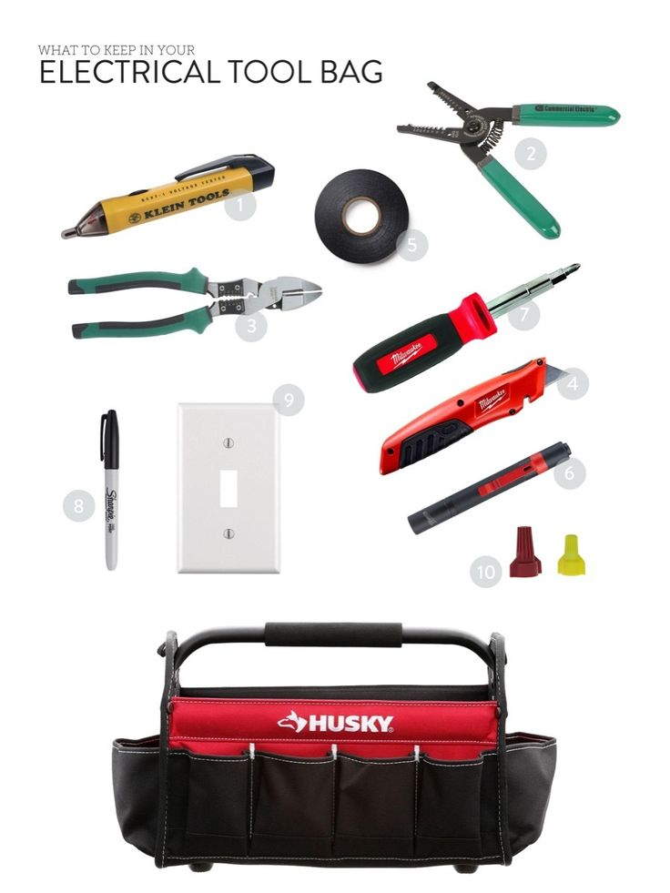 Why having more than one tool bag will keep you more organized | The Electrical Tool Bag @homedepot #thdprospective #sponsored