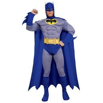 Batman Yetişkin Kostüm Medium Kostümler Rubies