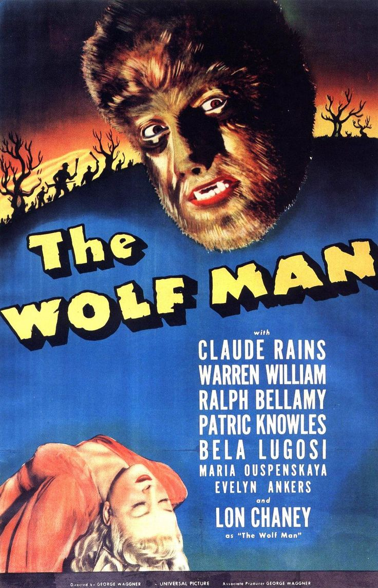 Image result for the wolfman movie poster