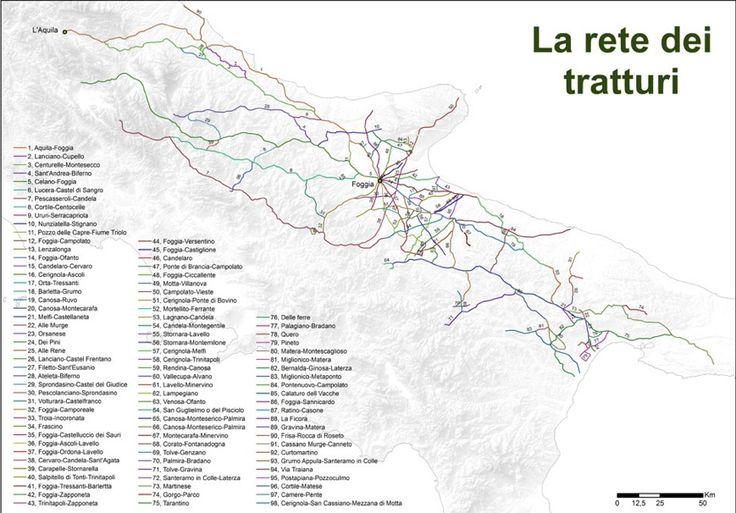 Il Regio Tratturo PESCASSEROLI -CANDELA – La via della biodiversità - Le Vie dei Tratturi