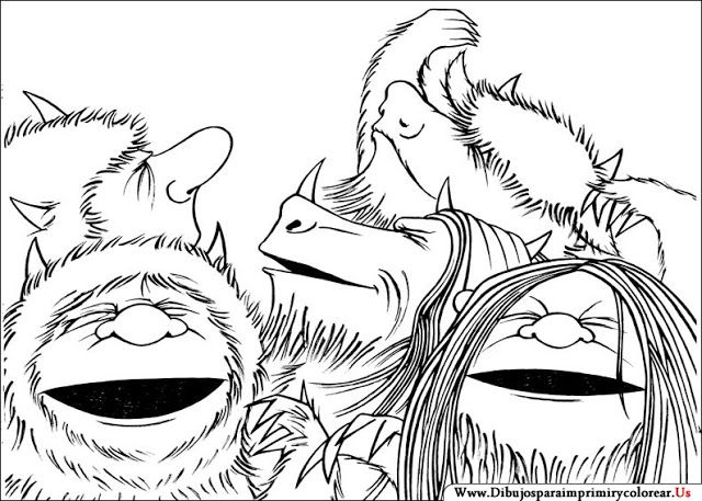 Chad Wild Clay Pages Coloring Pages