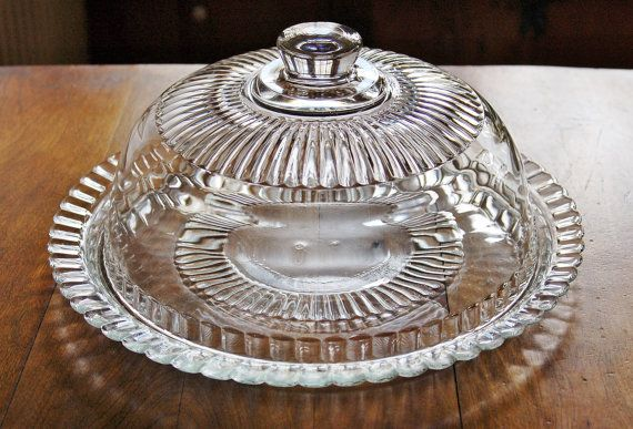 cake plate with dome glass cake plate with dome arcoroc domed 2273