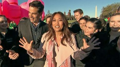 Now Playing: 'DWTS' judge discusses highlights of current season       Now Playing: 'DWTS' Finale: Finalists Play 'Dancing With the Video Stars' With Tom Bergeron!       Now Playing: 'GMA' Hot List: Ginger Zee goes behind the scenes of... http://usa.swengen.com/gma-hot-list-ginger-zee-goes-behind-the-scenes-of-dancing-with-the-stars-video/
