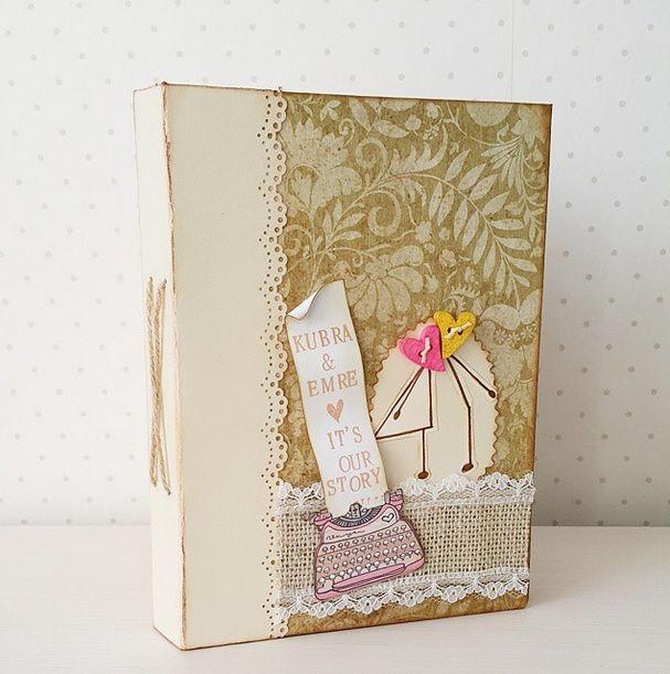 valentines day notebook. sevgililer günü özel defteri  www.emeksensin.com da satışta!