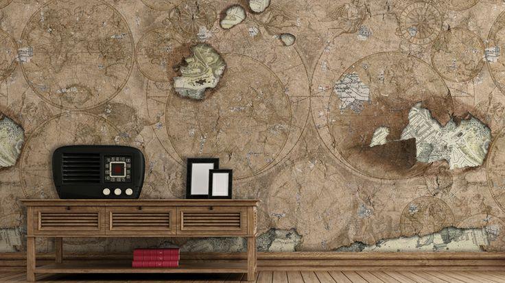 #Wallpaper #Duvarkagidi GLOBETROTTER,GL5141