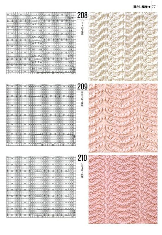Knitting patterns (book)