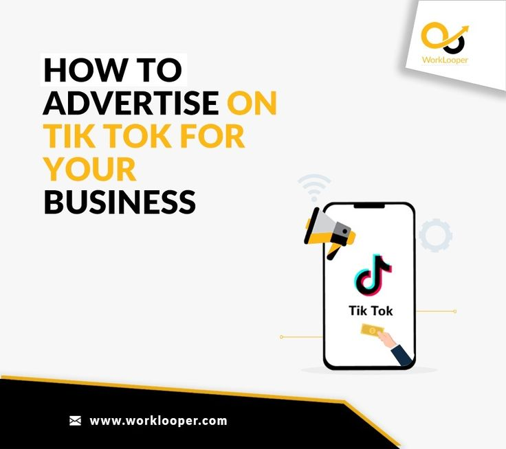 How to advertise on tik tok for your business