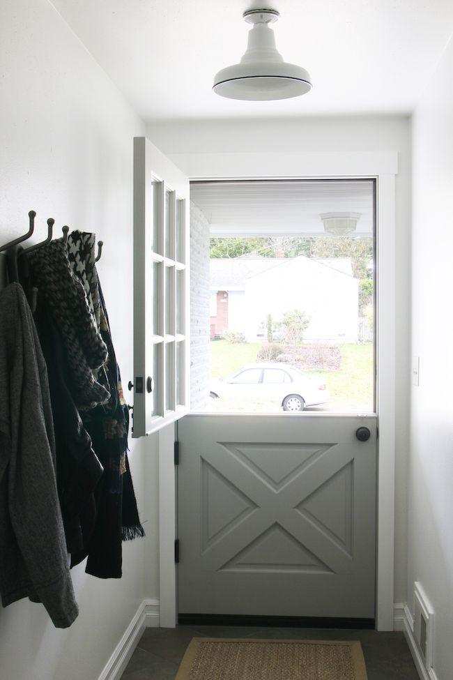 The Dutch Door is Here! - The Inspired Room