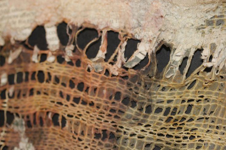 Latex knit