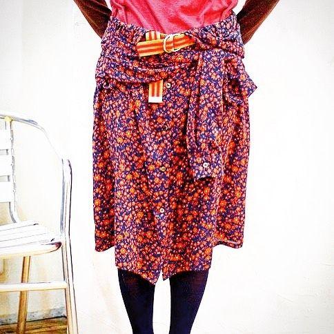 ストリートからの影響が強い今シーズンは大人も負けてられません  ワンピースのトップ部を全開にして腰にできるタマリを活かして袖を前でクロス バリバリした生地のアイテムではやらないように #knitwear #todayslook #coordinate #outfit #tokyo #japan #2017ssfashion #japan #springfashion #urbanchics  #アラフォーコーデ #アラフォー #アラフィフコーデ #アラフィフ #アーバンチックス #調布市 #国領 #東京 #ニットブランド #今日のコーディネート #今日のコーデ