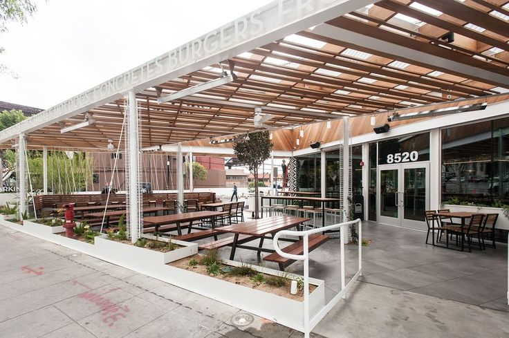 Inside LA's First Shake Shack in West Hollywood - Eater LA