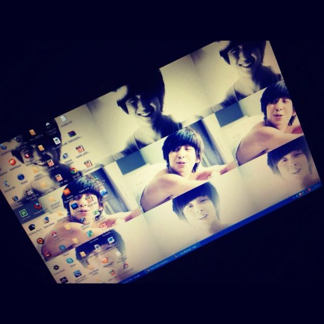 My PC Wall ~ Kibummii <3