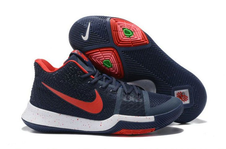 Nike Kyrie 3 Wholesale Kyrie 3 Kyrie Irving Shoes Kyrie 3 Hot Sale Nike Zoom Kyrie Irving's Girlfriend Talk Nike Kyrie 3 News Pricing Colorways SBD Nike Kyrie 3 Blue Red White Sale Online