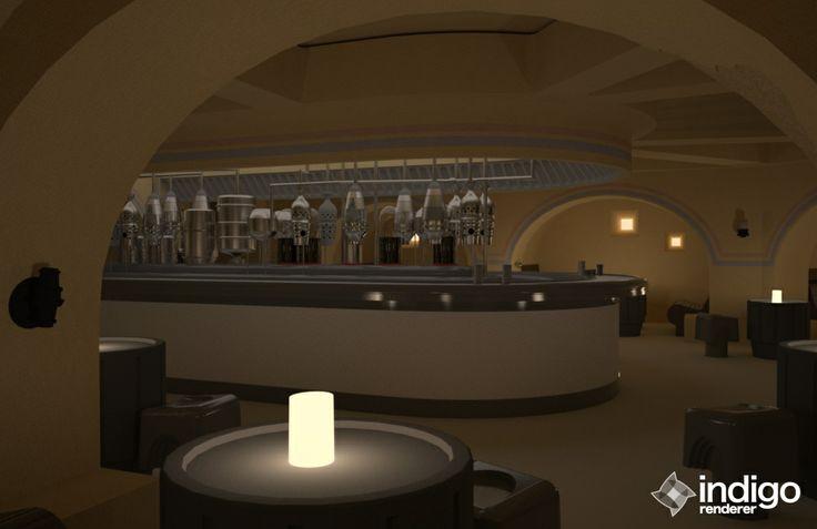 Star Wars Cantina Bar Page 3 BarCafe