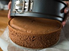 Csokis piskóta recept