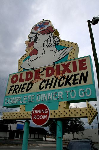 Olde Dixie Fried Chicken