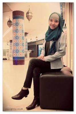 187 Best Images About Hijab Terbaru Fashion Dan Aksesoris On Pinterest Models Kebaya And