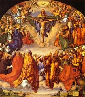 Oración en puntadas: Maestros y lugares de oración
