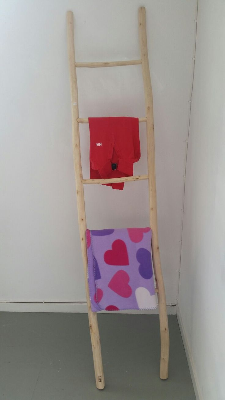 Ladder for clothes and other things.