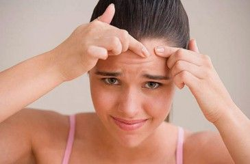 Как избавиться от подкожных прыщей на лице - лечение. Подкожные прыщи - быстрое избавление