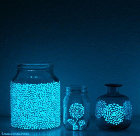 Vasen mit Leuchtfarben - Aquaton! In Deutschland erhältlich