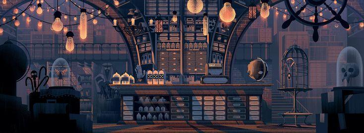 The Umbrella Factory — Orlin Culture Shop