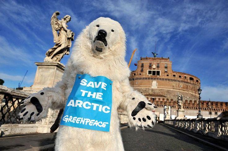 Repubblica Roma è anche su   Facebook   e   Twitter        In occasione della visita in Italia del presidente Putin un gruppo di attivisti di Greenpeace Italia ha lanciato un appello per la liberazione definitiva degli Arctic30, ancora accusati di vandalismo. Gli attivisti hanno esposto