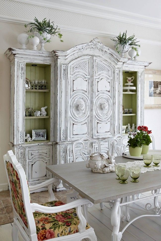 HappyModern.RU | Стиль прованс в интерьере квартиры и загородного дома: 80 идей для изысканной простоты вне времени (фото) | http://happymodern.ru